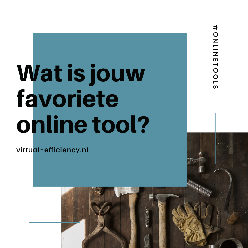 favoriete online tool virtual assistants
